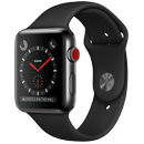 Apple Watch Stainless Steel Series 3 GPS + Cellular (38mm)